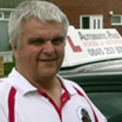 Driving Instructor at Automatic Pass In Essex